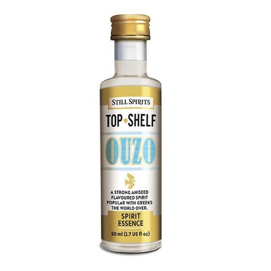 Picture of SS Top Shelf Ouzo