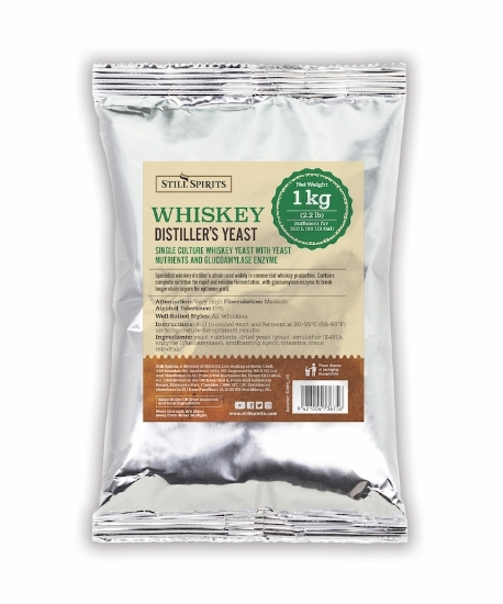 Picture of Still Spirits Distillery Yeast Whisky Turbo with AG(PP) 1kg