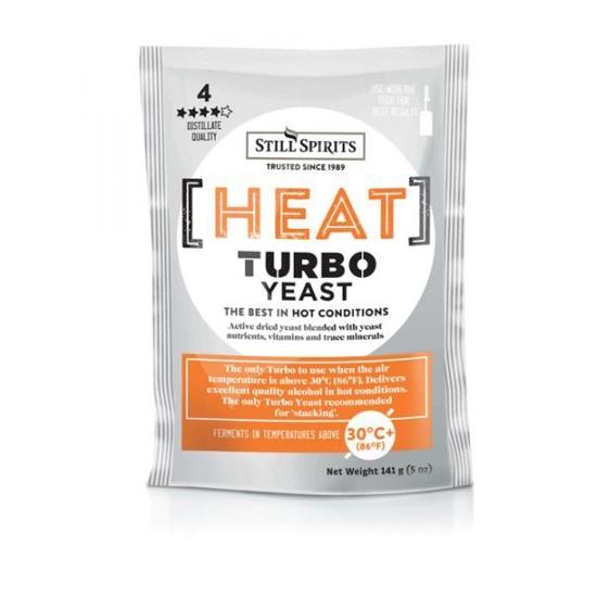 Picture of Still Spirits Heat Turbo Yeast (138g)