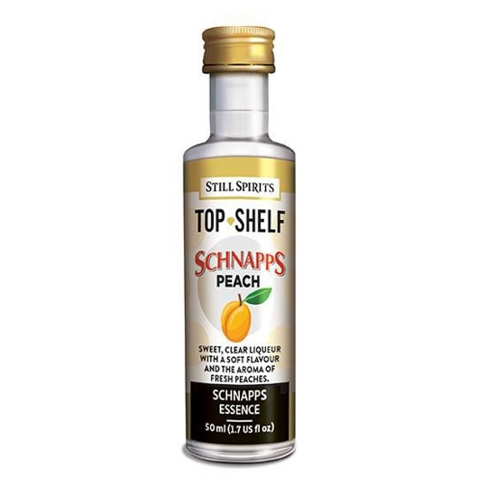 Picture of Still Spirits Top Shelf Peach Schnapps