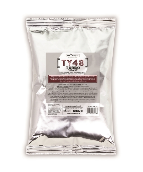 Picture of Still Spirits TY48 Turbo Yeast with AG(PP) 1KG