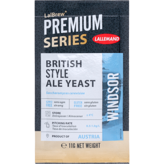 Picture of Lallemand LalBrew® Windsor Yeast 11 g