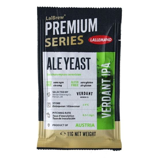 Picture of Lallemand LalBrew® Verdant IPA Yeast 11g