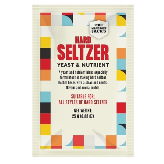 Picture of Mangrove Jack's Hard Seltzer Yeast & Nutrient (25g)