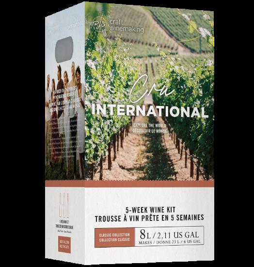 Picture of Cru International California Chardonnay