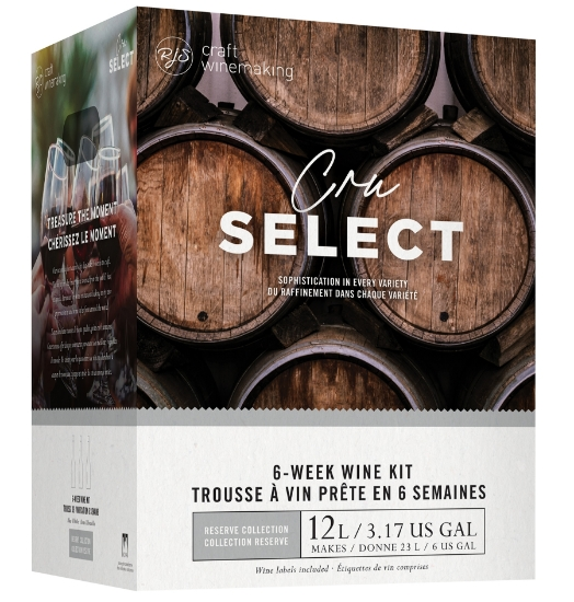 Picture of Cru Select Australian Chardonnay