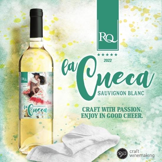 Picture of RQ22 - La Cueca - Chile Sauvignon Blanc