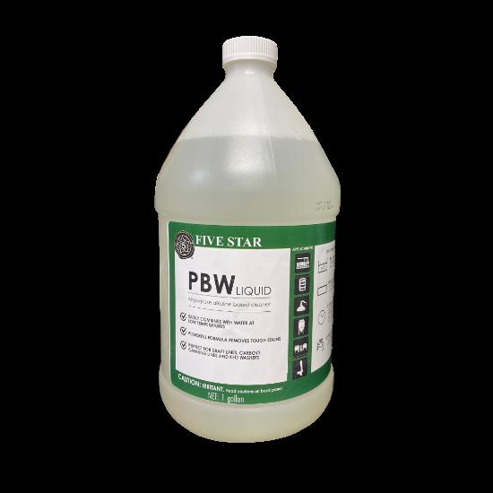 Picture of PBW Liquid 1 gal (Case of 4)