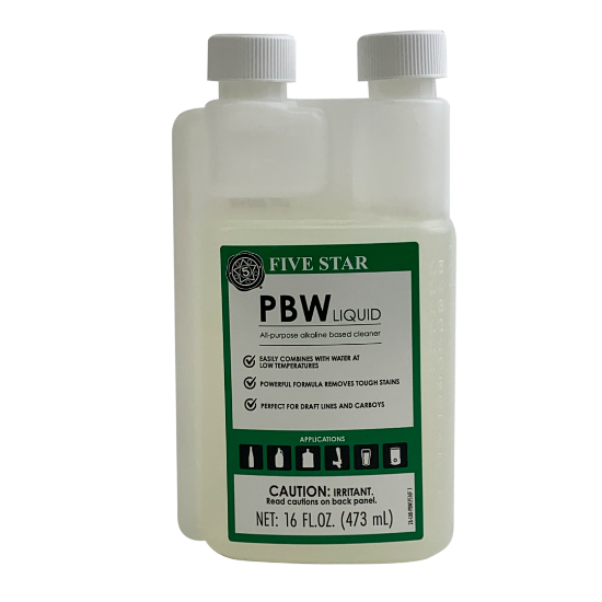 Picture of PBW Liquid 16 oz (Case of 12)