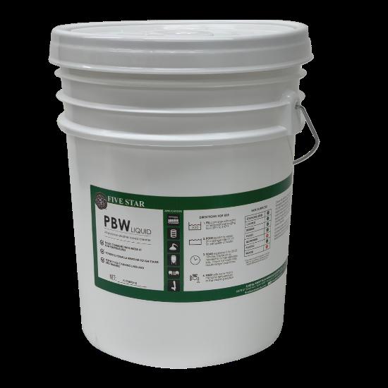 Picture of PBW Liquid 5 gal