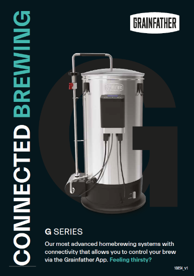 Picture of Grainfather G/S Series Brand Brochure (Pack of 20)